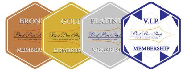Best Pen Shop | Memberships