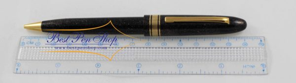 OMAS Lacquer Gold Dust Ballpoint Pen