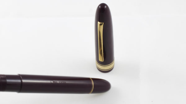 OMAS Extra Burgundy Ballpoint Pen