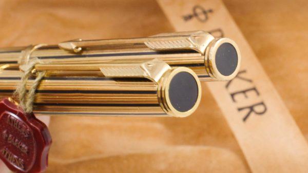 Parker Premier Athens Fountain Pen & BParker Premier Athens Fountain Pen & Ballpoint Pen Setallpoint Pen Set