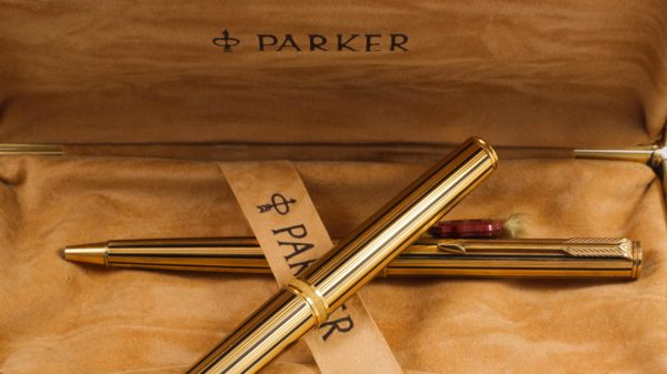 Parker Premier Athens Fountain Pen & Ballpoint Pen Set