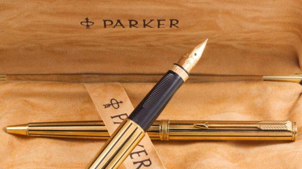 Parker Premier Athens Fountain Pen & Ballpoint Pen SetParker Premier Athens Fountain Pen & Ballpoint Pen Set