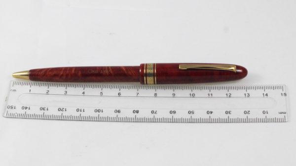 Best Pen Shop | OMAS A.M. 87 Briarwood Ballpoint Pen (slim)